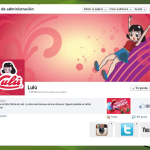 FanPage de referencia Lulu